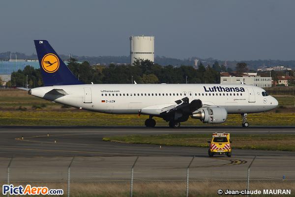 Airbus A320-214 (Lufthansa)