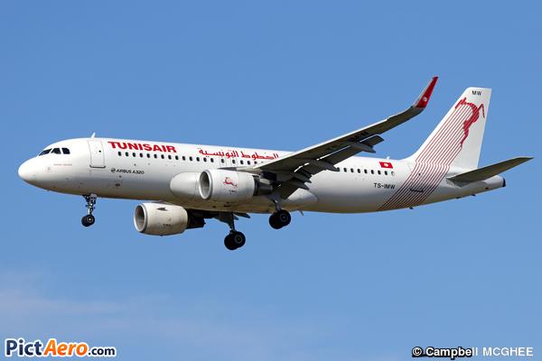 A320-214 WL (Tunisair)