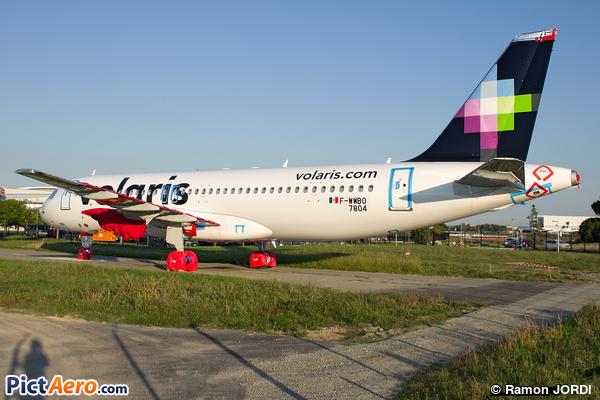 Airbus A320-271N (Volaris)