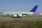 Airbus A380-861 (F-WWSN)