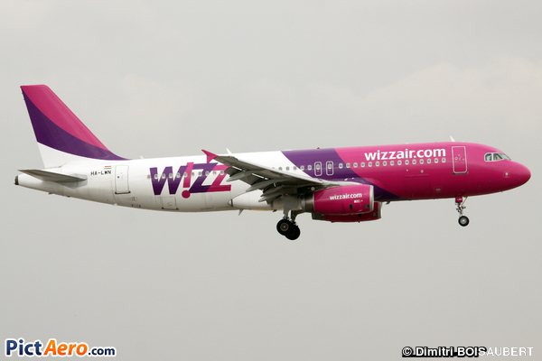 Airbus A320-232 (Wizz Air)