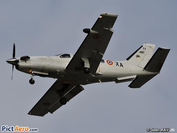 Socata TBM-700 (France - Air Force)