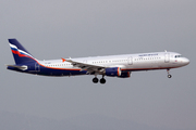 Airbus A321-211 (VP-BWO)