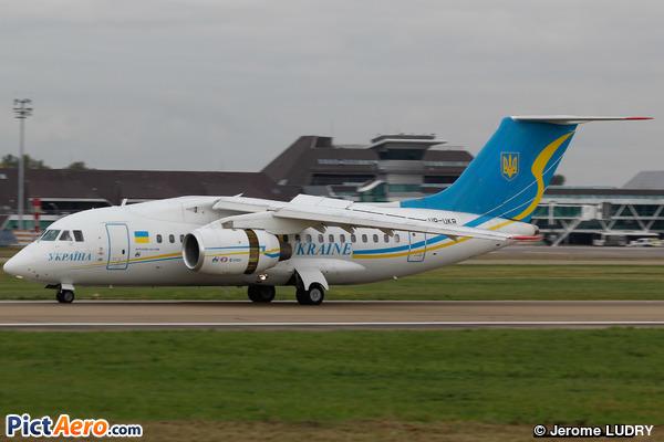 Antonov An-148-100B (Ukraine - Government)