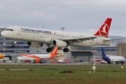 Airbus A321-231 (TC-JSB)