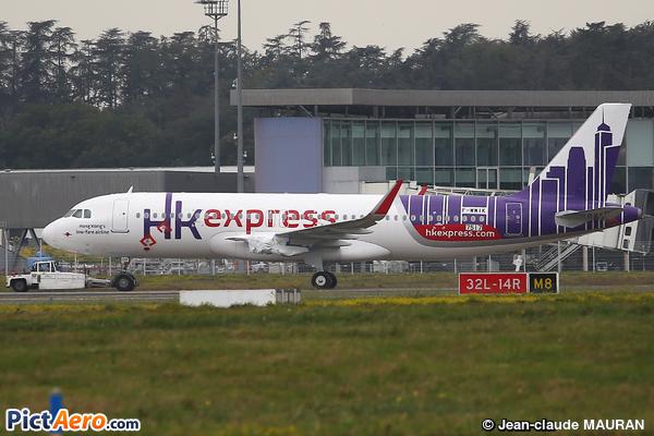 Airbus A320-271N (Hong Kong Express)