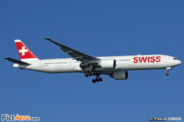 Boeing 777-3DE/ER (Swiss Global Air Lines)