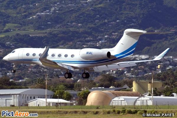 Gulfstream G650ER (Untilted)