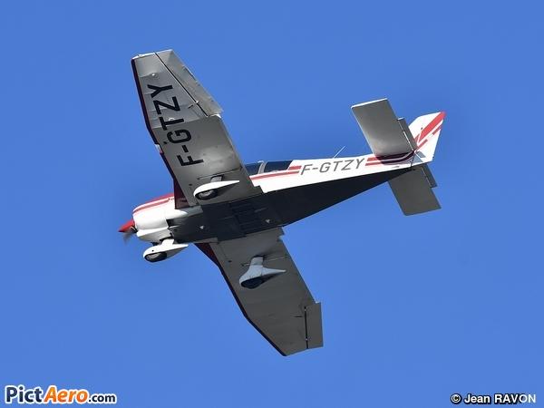 Robin DR-400-160 (CAPAM (Cercle Aéronautique des Personnels de l'Aéroport de Mérignac))