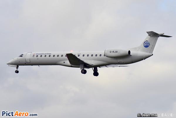 Embraer ERJ-145EP (Brussels Airlines)