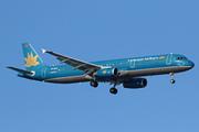 Airbus A321-231 (VN-A604)