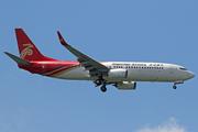 Boeing 737-87L/WL (B-1758)