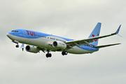 Boeing 737-8K5(WL) (OO-JEF)