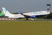 Boeing 737-8K5/WL (YR-BMH)