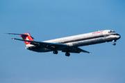 McDonnell Douglas MD-81 (DC-9-81) (HB-INV)