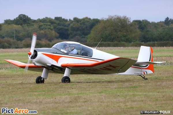 Jodel D-112 Club (Aéroclub du Giennois)