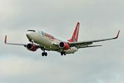 Boeing 737-8S3/WL (TC-TJI)