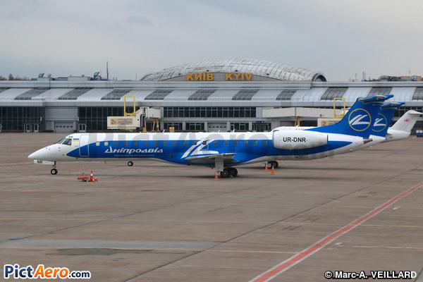 Embraer ERJ-145EU (Dniproavia)
