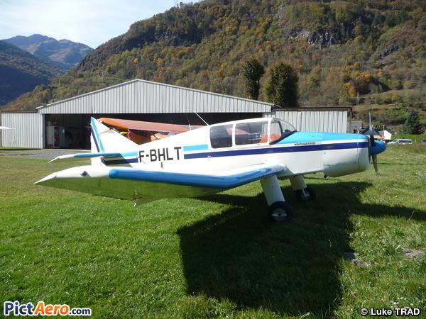 Jodel D-140A Mousquetaire (GAZEAU DIDIER)