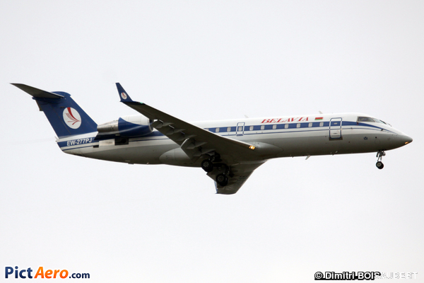 Bombardier CRJ-200ER (Belavia Belarusian Airlines)