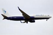 Boeing 737-85R/WL (YR-BMB)