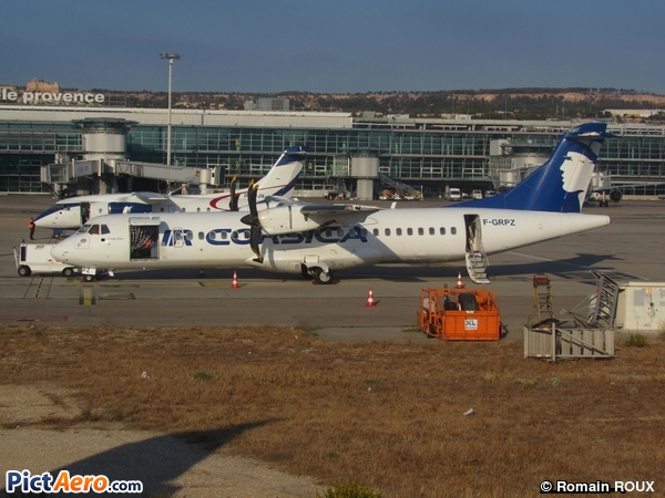 ATR 72-212A  (Air Corsica)