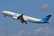 Airbus A330-343 (PK-GPX)