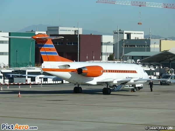 Fokker 70 (F-28-0070) (Netherlands - Government)