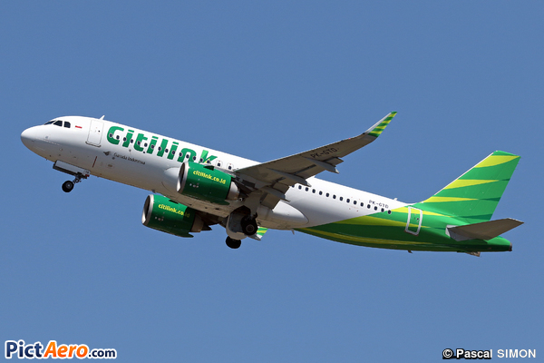 Airbus A320-251N (Citilink Airlines)