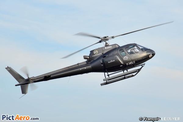 Eurocopter AS-350 B2 (Azur Hélicoptère SARL)