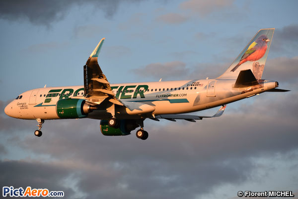 Airbus A320-271N (Frontier Airlines)
