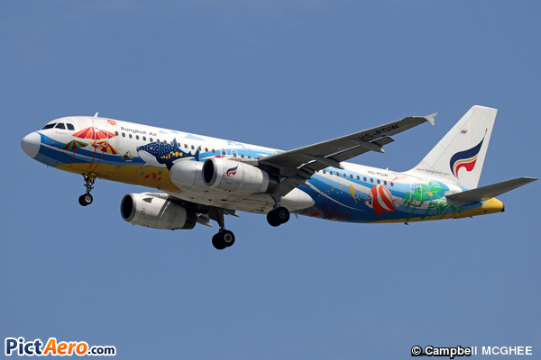 Airbus A320-232 (Bangkok Airways)