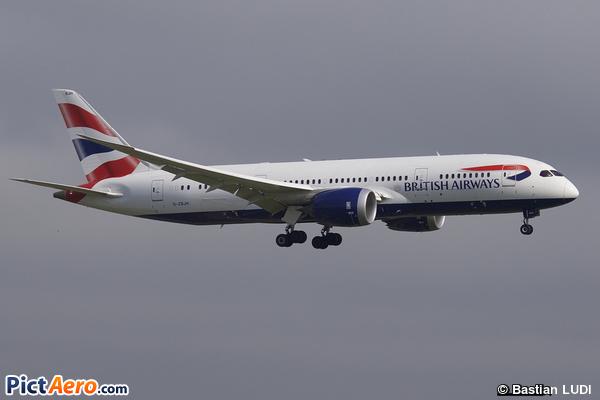 Boeing 787-8 Dreamliner (British Airways)