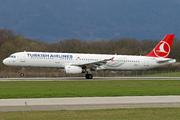 Airbus A321-231 (TC-JMM)