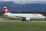 Airbus A320-214 (HB-IJR)