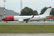 Boeing 737-8JP (WL) (LN-NHF)