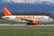 Airbus A319-111 (G-EZIL)