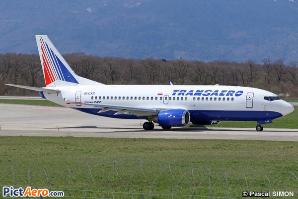 Boeing 737-329 (Transaero Airlines)