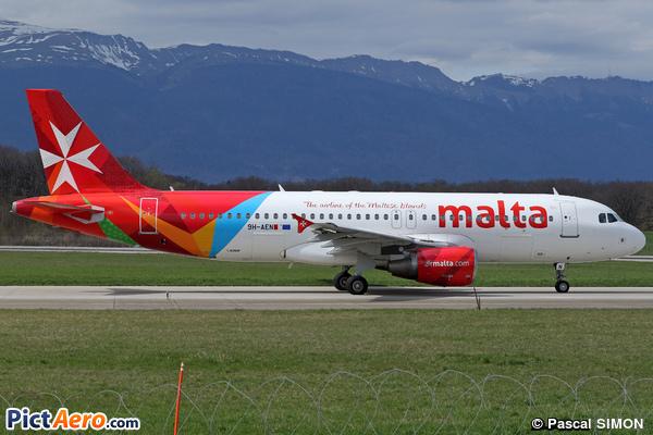 Airbus A320-214 (Air Malta)