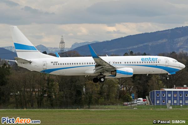 Boeing 737-8AS(WL) (Enter Air)