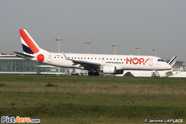 Embraer ERJ-190LR (ERJ-190-100LR) (HOP!)