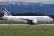 Airbus A320-214 (F-GKXU)