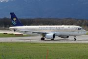Airbus A320-214 (HZ-ASD)
