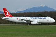 Airbus A320-232 (TC-JPM)