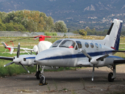 Cessna 414 Chancellor (OM-MCA)