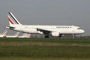 Airbus A320-214 (F-HBNH)