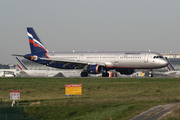 Airbus A321-211 (VP-BDC)