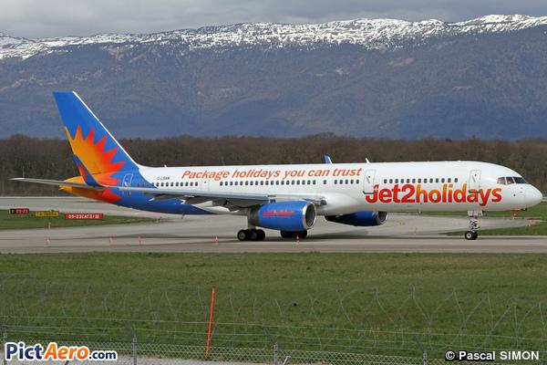 Boeing 757-2K2/WL (Jet2.com)