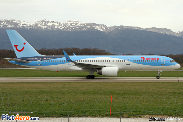 Boeing 757-204/WL (Thomson Airways)