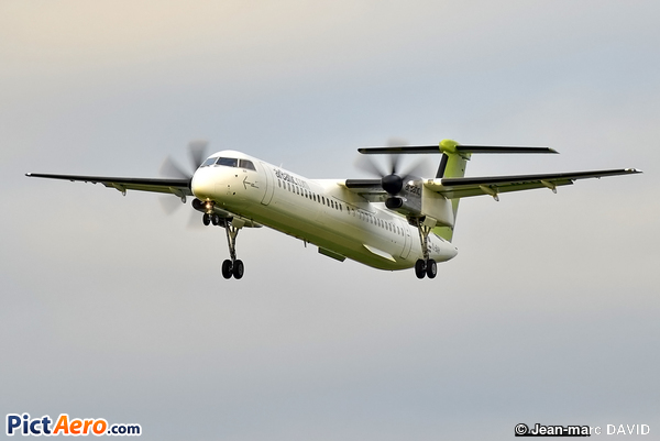 De Havilland Canada DHC-8-402Q Dash 8 (Air Baltic)